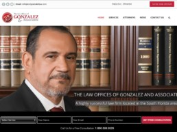 Neil Gonzalez Law